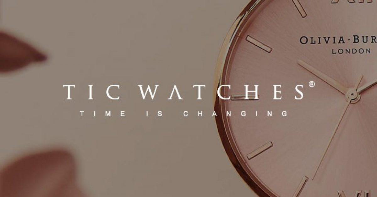 623f2ffdbac TIC Watches Case Study